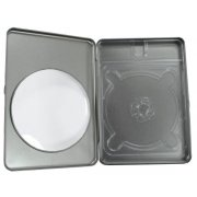 DVD CASE TIN WITH WINDOW