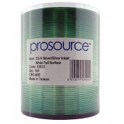 PROSOURCE CD-R INKJET WHITE 80 MIN
