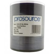 PROSOURCE DVD-R INKJET WHITE 16X