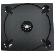 CD FLEXI TRAY BLACK