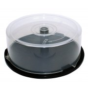 CD-R 25 CAPACITY CAKEBOX